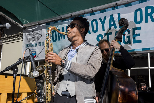 French Quarter Fest 2018 on April 15, 2017. Photo by Ryan Hodgson-Rigsbee RHRphoto.com