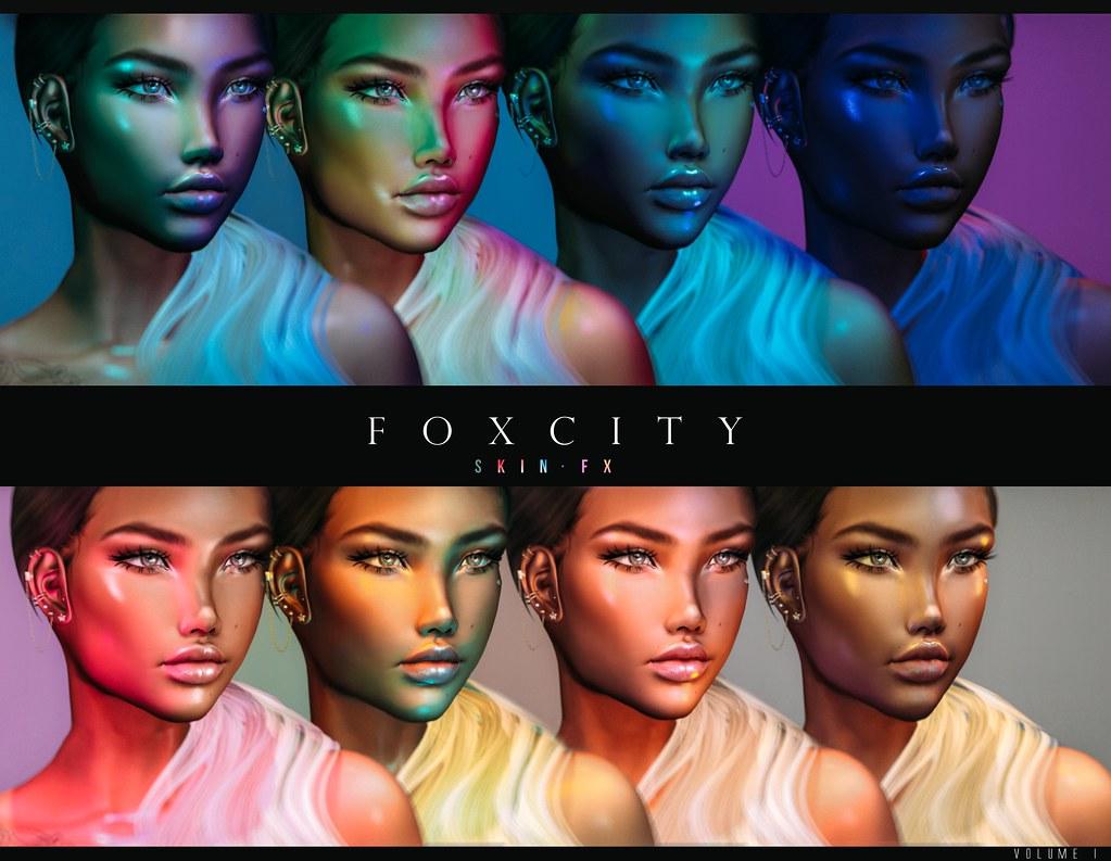 FOXCITY SkinFX - Volume I - TeleportHub.com Live!