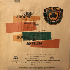 HOUSE OF PAIN:JUMP AROUND(JACKET B)