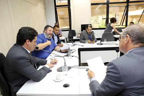 18ª Reunião Ordinária-  Comissão de Desenvolvimento Econômico, Transporte e Sistema Viário