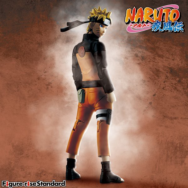 The Hero Returns! Figure-rise Standard Naruto Uzumaki (うずまきナルト) from Naruto Shippuden