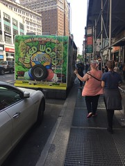 When in NYC one must blend in and you know, take pictures of the weed truck. Buy candies at the weed truck. Post pictures of the weed truck. And when I get home, enjoy the spoils.
