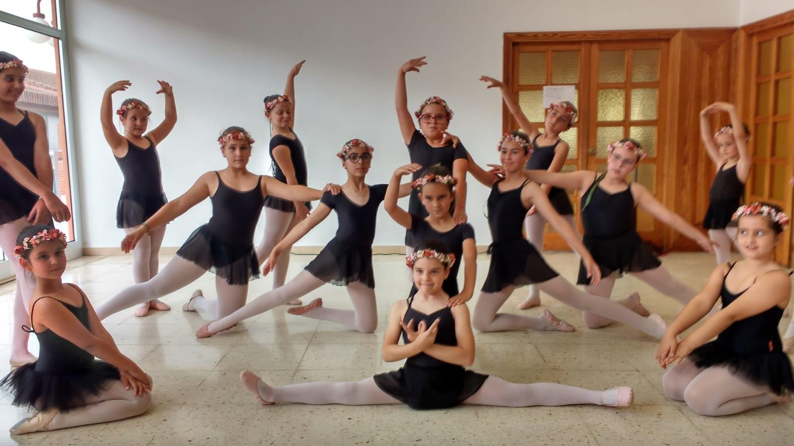 Ballet en Educación Primaria