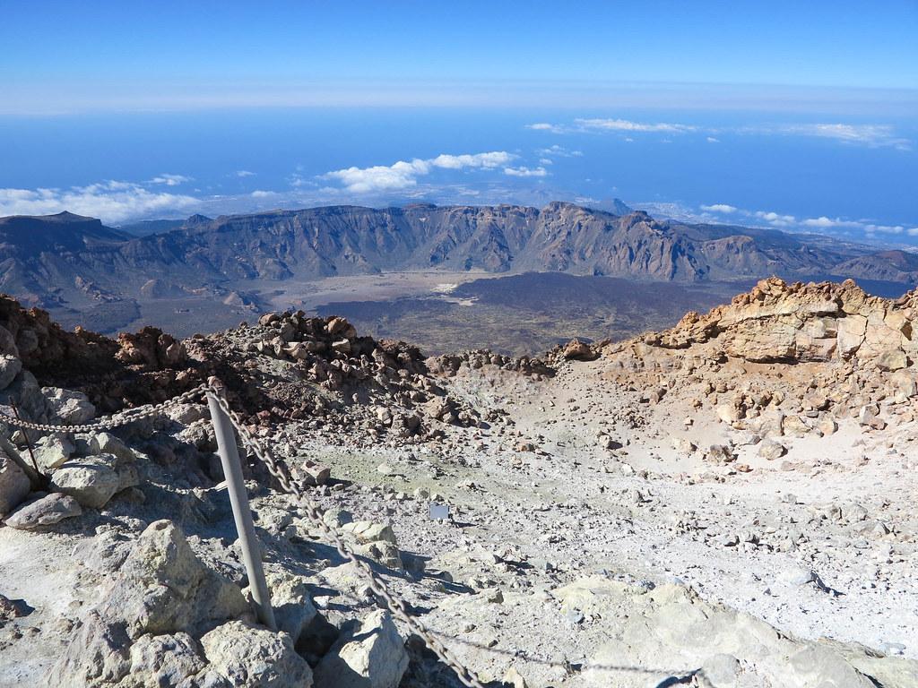 Cráter del Teide