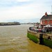 River Thames and The Narrow restaurant