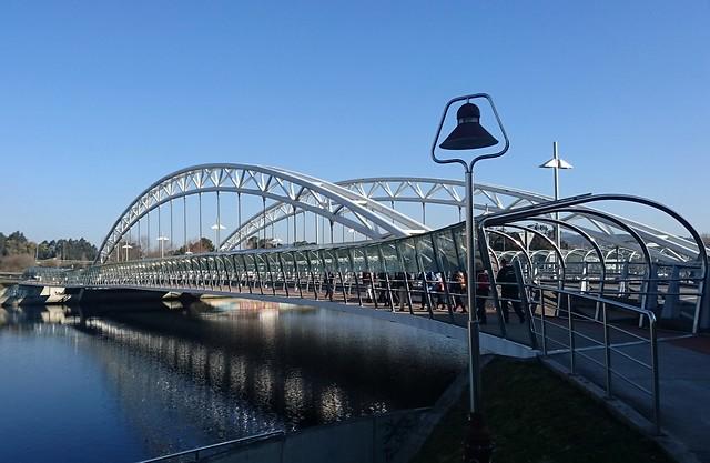 Ponte río Lérez