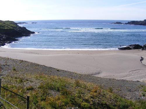 Glencolumbkille Beach