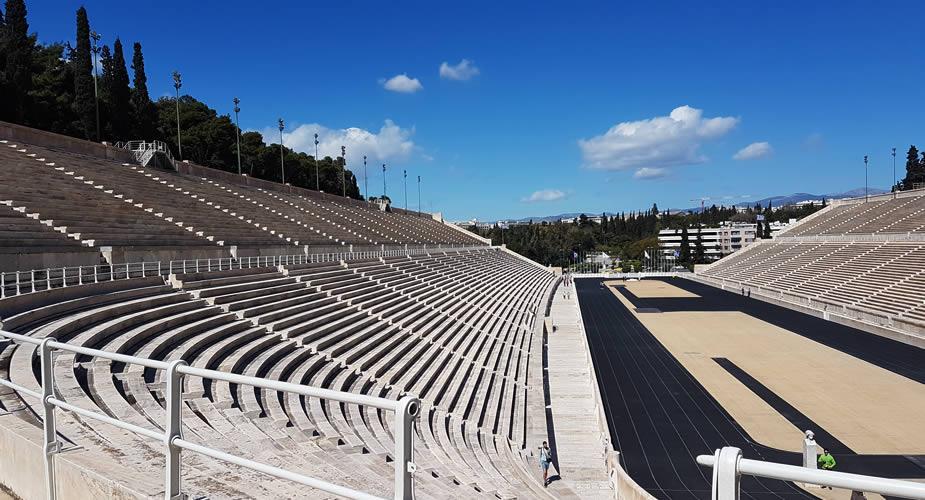 Panathinaiko stadion, bezienswaardigheden Athene | Mooistestedentrips.nl