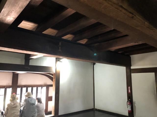 犬山城天守閣内部 IMG_0216