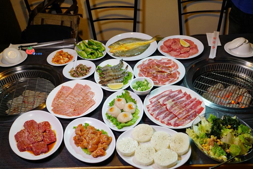 民生東路美食單點式 哈肉燒日式燒肉