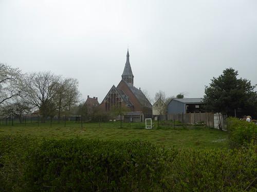 Bléharies, église Saint-Aybert (2)