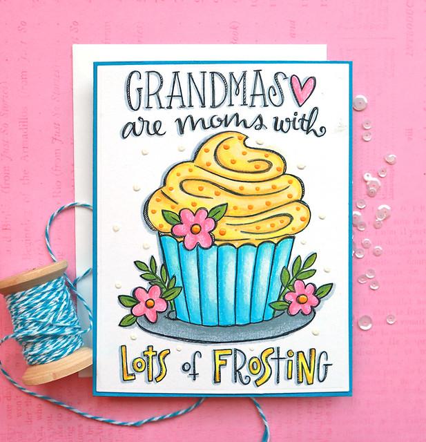 grandmas are moms