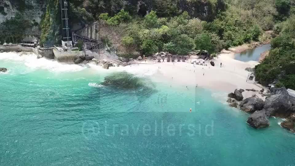 Kubu Beach (AYANA Resort), Bali