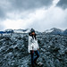 Vero on a glacier. by c a я l o s