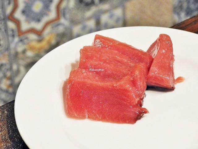 Sashimi - Hon Maguro / Bluefin Tuna Fish - Akami / Top Loin