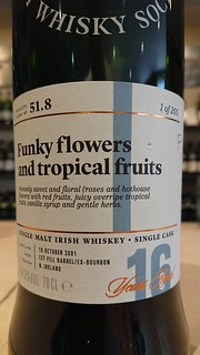 SMWS 51.8 - Funky flowers and tropical fruits