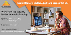Hiring Remote Coders Auditors across the USA-Vee Technologies