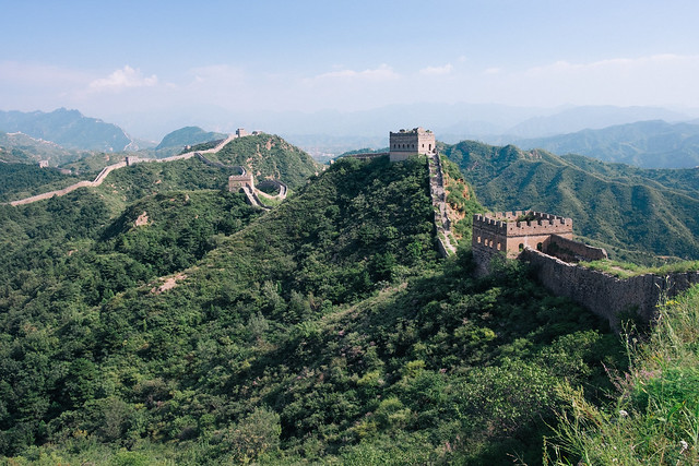 Great Wall of China - 2016-8