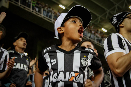 No meio da Massa: Atlético x Ceará - 13.06.2018 Campeonato Brasileiro 2018