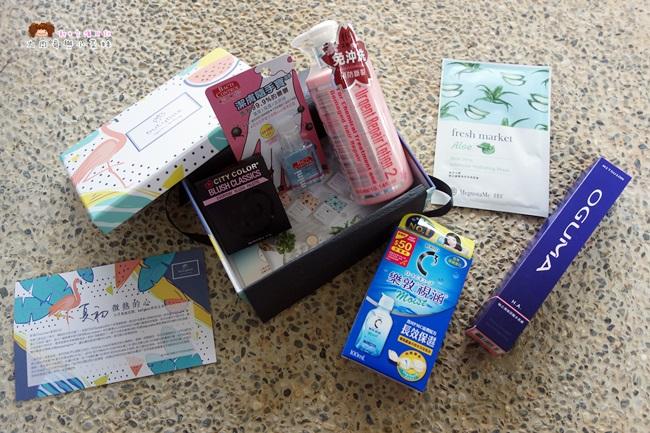 butybox美妝體驗盒6月號開箱,一個月不到400就有一份專屬美妝盒送到家!搶先試用各大生活美妝保養品,超划算哪!