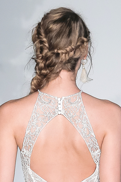 Best Wedding Hair For Relaxed Long Hair-Hot Trends 2018 6