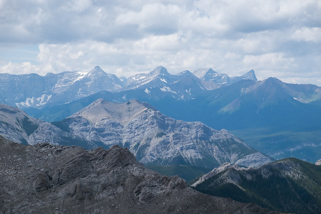 Scrambles - Tiara Peak-8