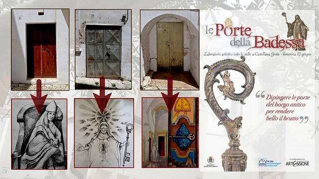 le porte dell'abbadessa