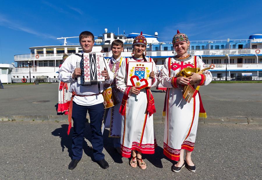 Москва - Казань по воде. День 6 - Чебоксары