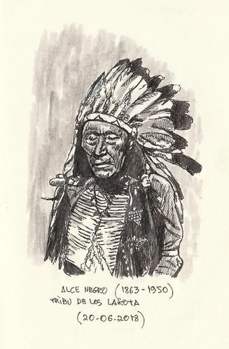 Alce Negro (1863-1950)
