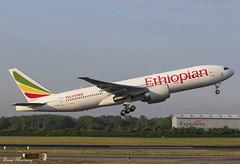 Ethiopian Airlines 777-200(LR) ET-ANR