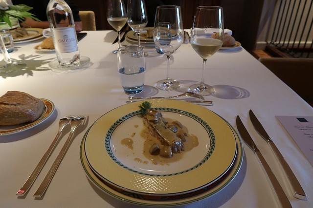 Diner Chateau Kirwan