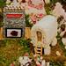 Floral Cigarette Tribute, Sterling Work