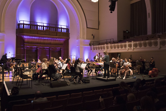 Concert at Cadogan Hall