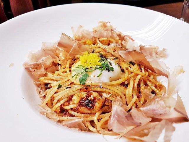 Umami Shrimp Spaghetti