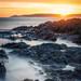 Heybrook Bay Sunset