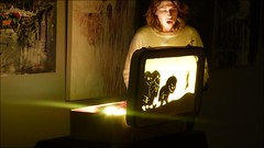 """ANEU AMB… CONTE! : """"Allà on viuen els monstres"""" a càrrec de Sherezade Bardají"""