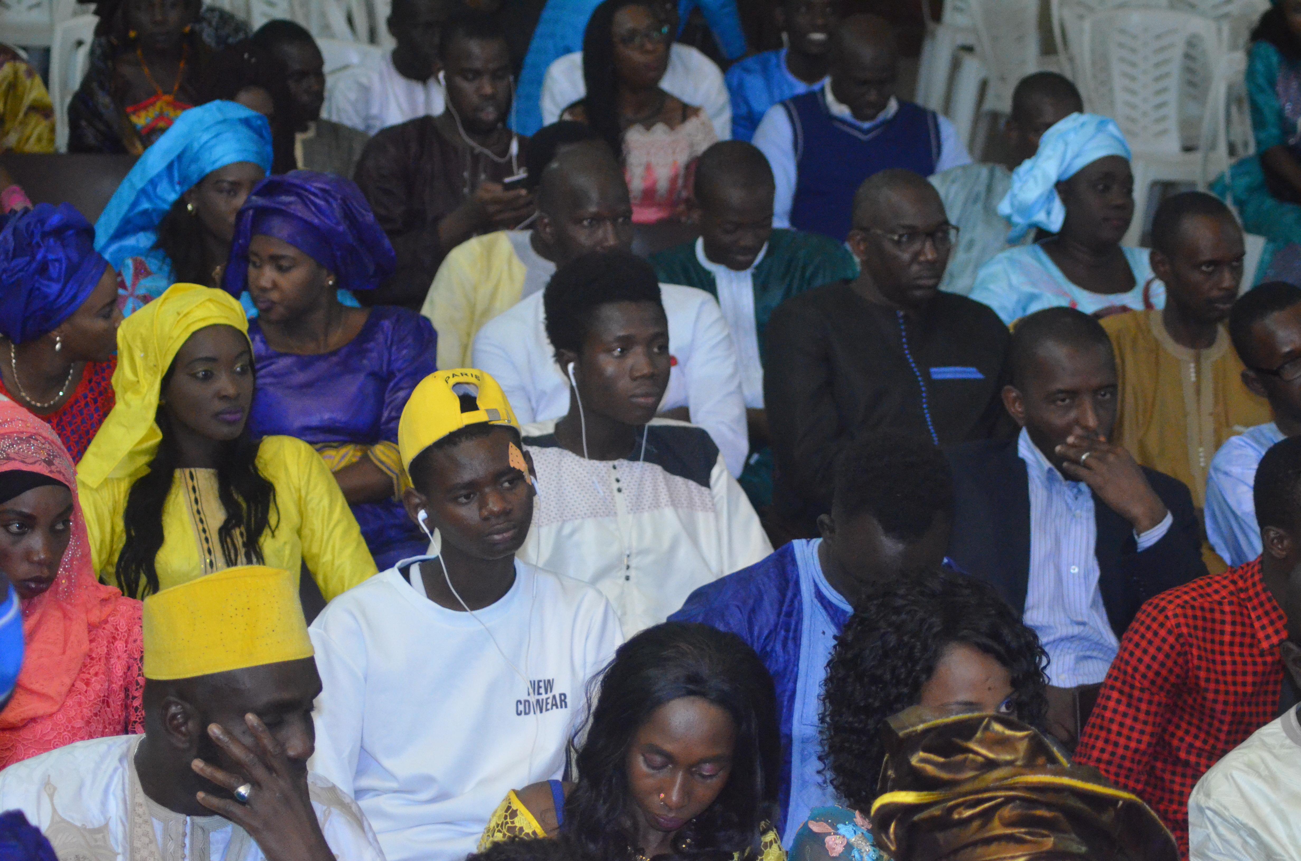 Première Edition soirée culturelle de l'Association Boyinadji Ma fierté de Bokidiawé, le parrain Bocar Abdoulaye Ly appelle à l'union des cœurs (21)