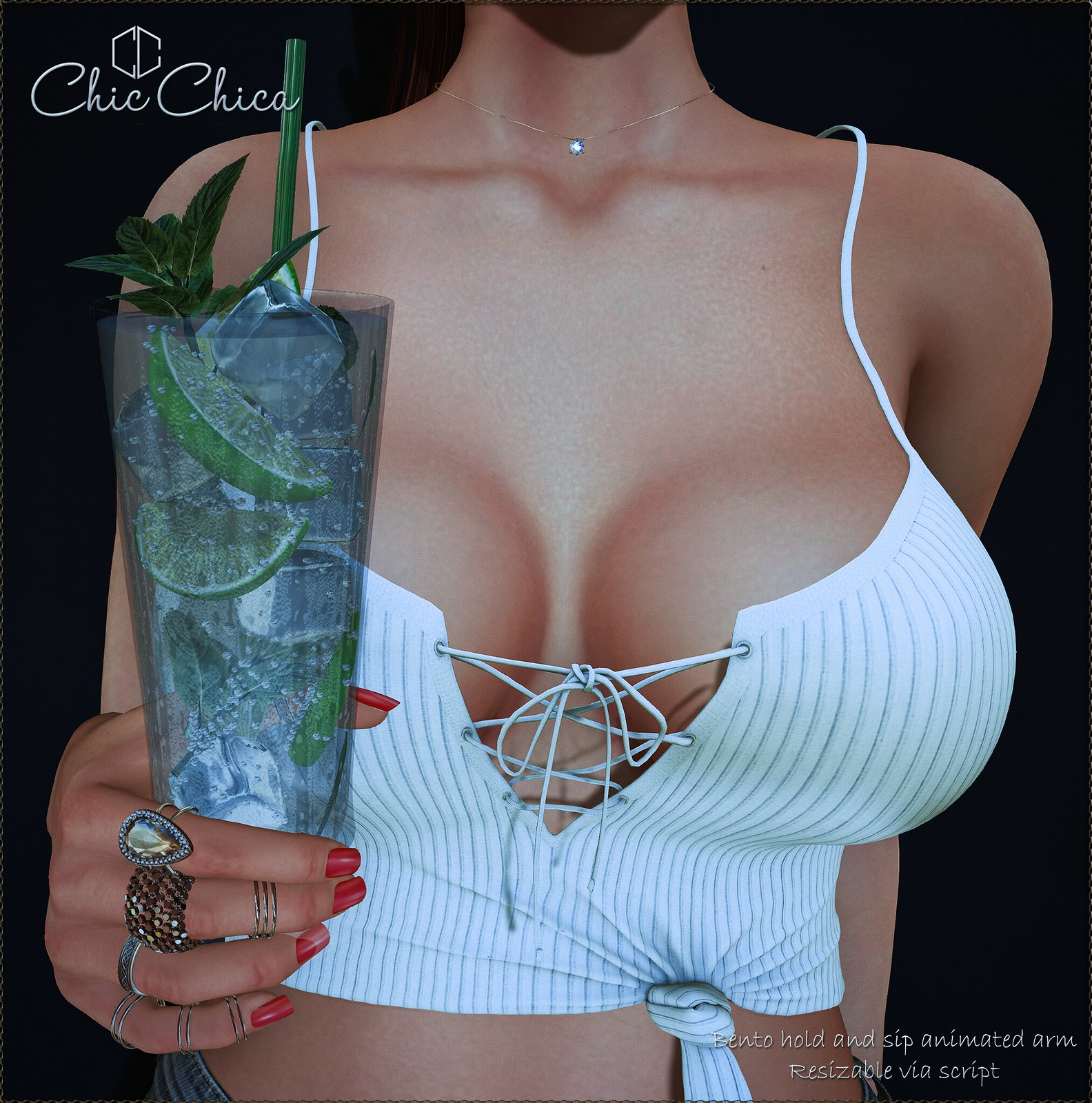 Mojito by ChicChica OUT @ Shiny Shabby