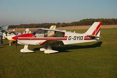 G-OYIO Robin DR400-120 (2038) Popham 121008
