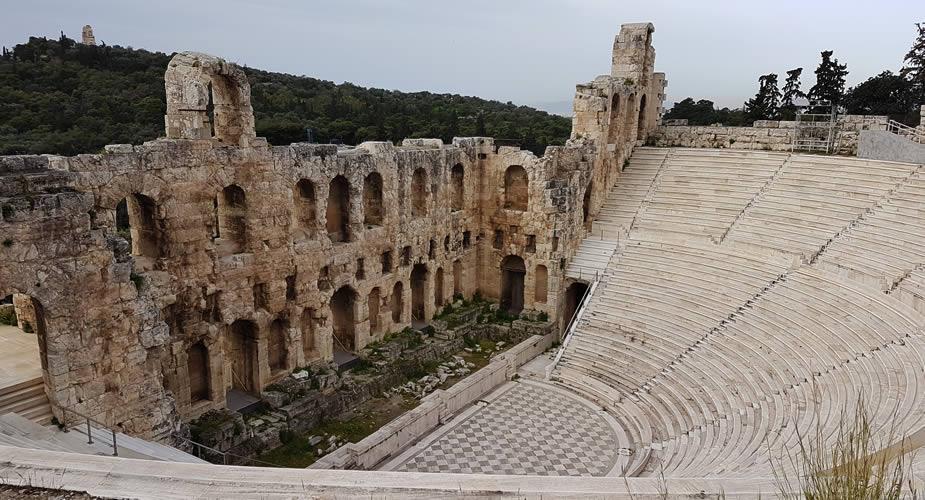 Odeon van Herodes Atticus | Mooistestedentrips.nl