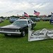 decommissioned 1969 Plymouth Fury 1 American Police car