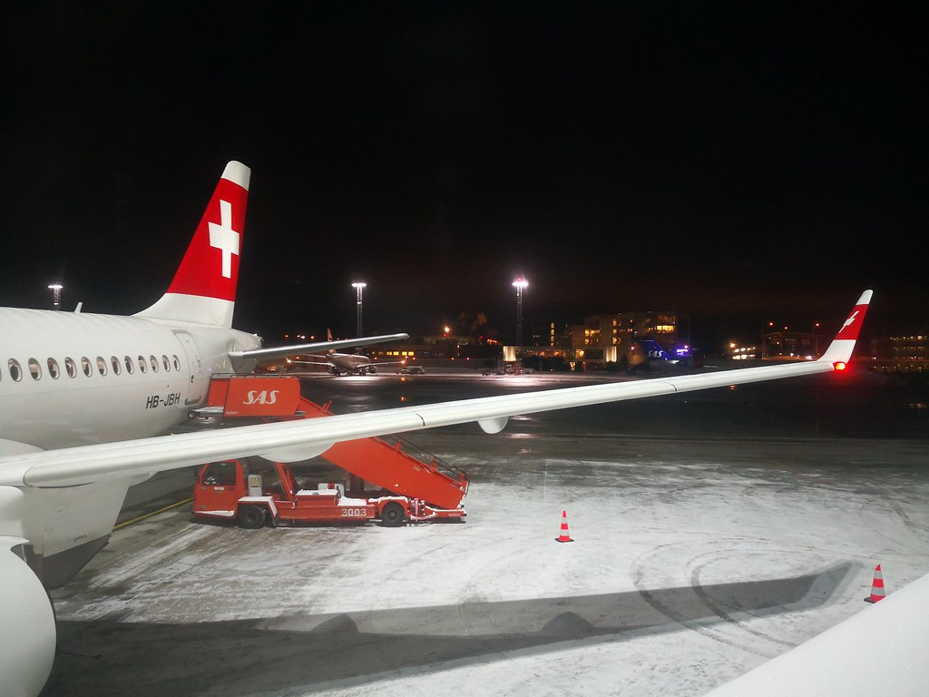 The wing of the CSeries