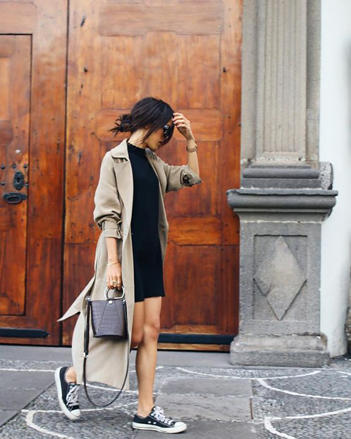Outfit Ideas for Spring 2018 trend style fashion trench tendencias primavera6