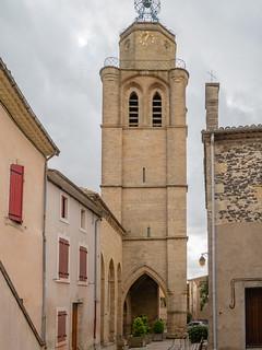 Kirche St-Gervais-St-Protais in Caux