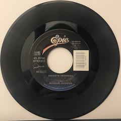 MICHAEL JACKSON:SMOOTH CRIMINAL(RECORD SIDE-A)