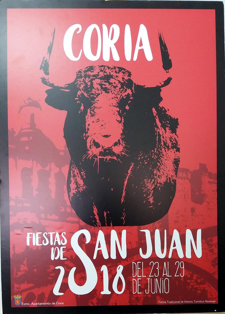 Concurso de Carteles de las Fiestas de San Juan 2018