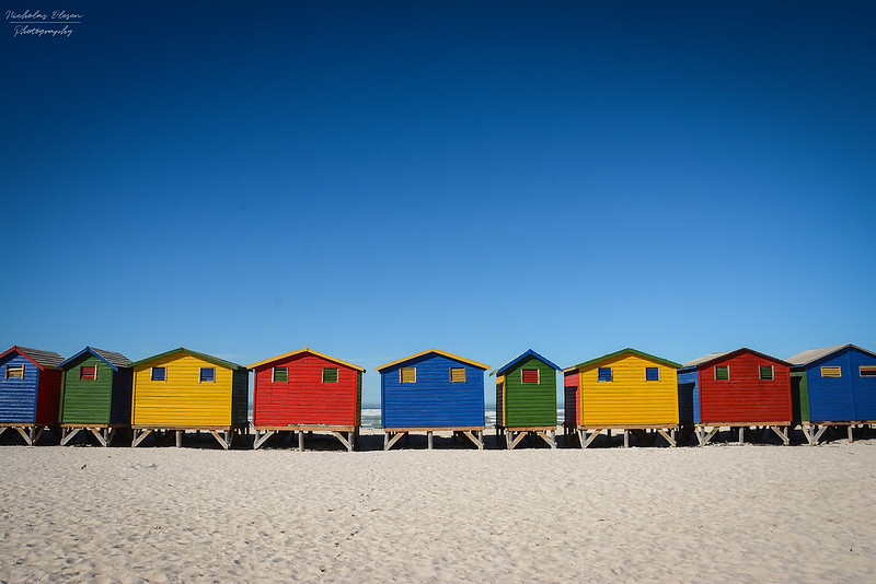 South Africa | Muizenberg Beach