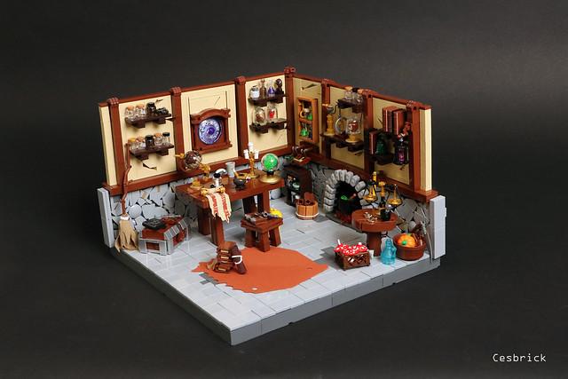 Enchantments, potions and magic!