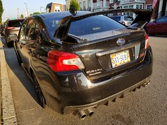 Sexy Subaru