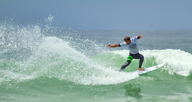 Surfer, Huntington Beach, California